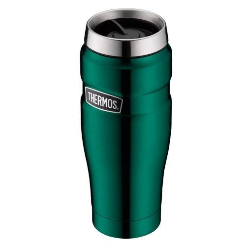 Thermos Thermobecher »Thermokaffeebecher Tumbler 'King'«, grün