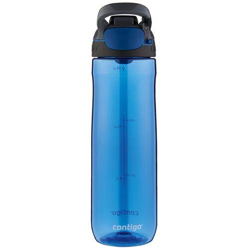 CONTIGO Trinkflasche, blau