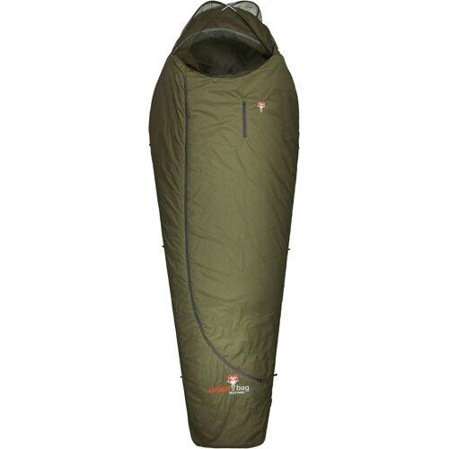Grüezi Bag Mumienschlafsack »Biopod Wool Survival«