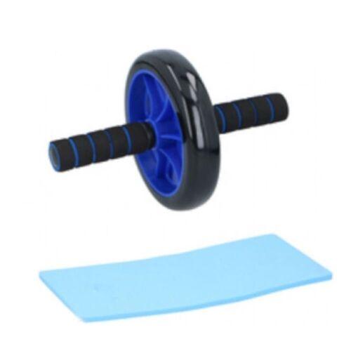 LeNoSa Bauchmuskelmaschine »PENN • FITNESS - TRAINING • BAUCHMUSKELRAD Ø 18,5 cm«, blau