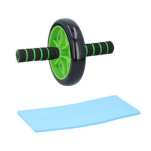 LeNoSa Bauchmuskelmaschine »PENN • FITNESS - TRAINING • BAUCHMUSKELRAD Ø 18,5 cm«, grün