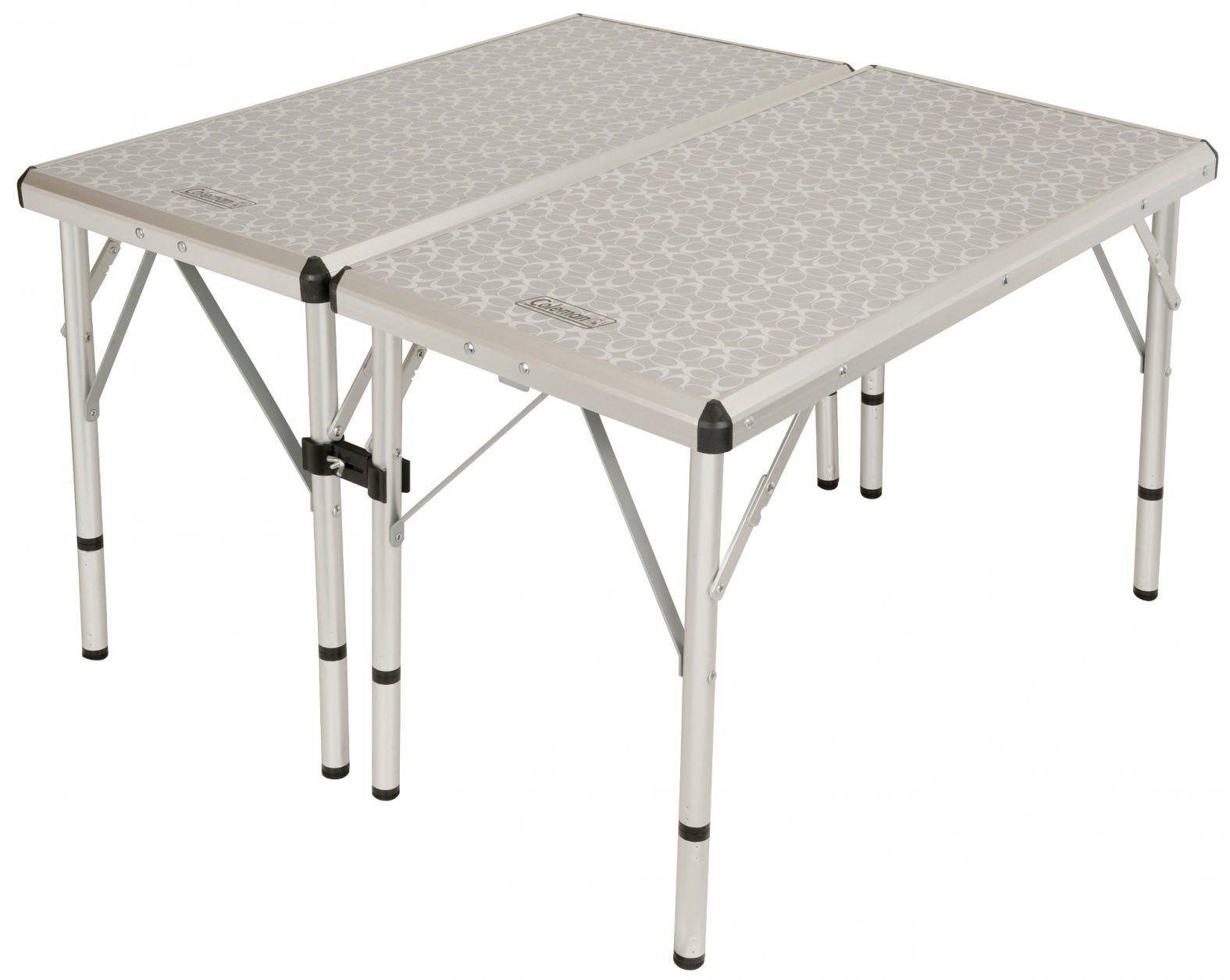 COLEMAN Camping Tisch »6 in 1 Camping Table«, grau
