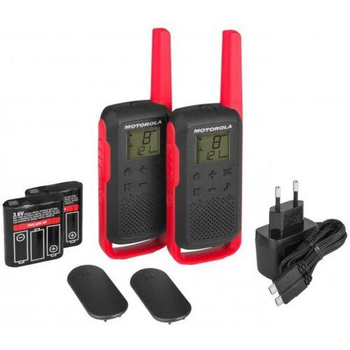 Motorola Funkgerät »Funkgerät TALKABOUT T62«, Rot