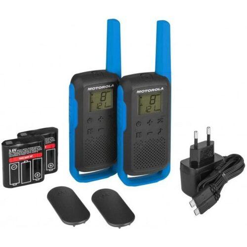 Motorola Funkgerät »Funkgerät TALKABOUT T62«, Blau