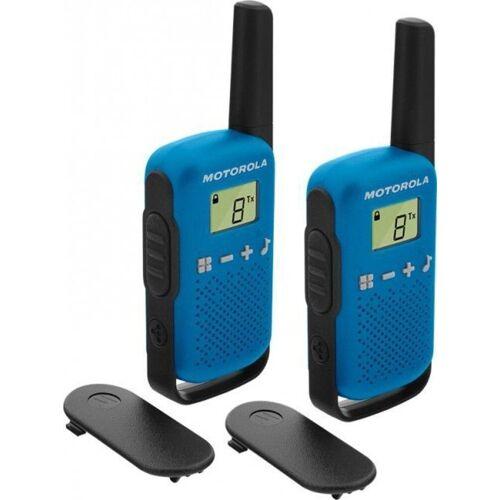 Motorola Funkgerät »Funkgerät TALKABOUT T42«, Blau