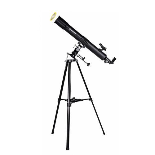 BRESSER Teleskop »Taurus 90/900 NG Linsenteleskop mit Handy Adapter«