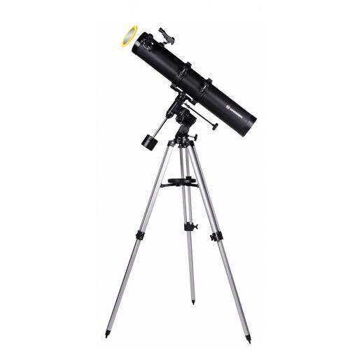 BRESSER Teleskop »Teleskop Galaxia 114/900 EQ-Sky mit Handy Adapter«