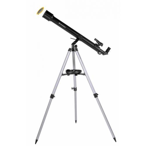 BRESSER Teleskop »Stellar 60/800 AZ Linsenteleskop mit Handy Adapter«