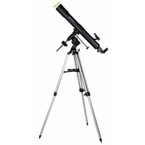 BRESSER Teleskop »Quasar EQ-Linsenteleskop 80/900 mit Handy Adapter«