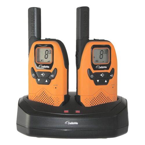 DeTeWe Funkgerät »Outdoor 8000«, (2-St), tropfwassergeschützt