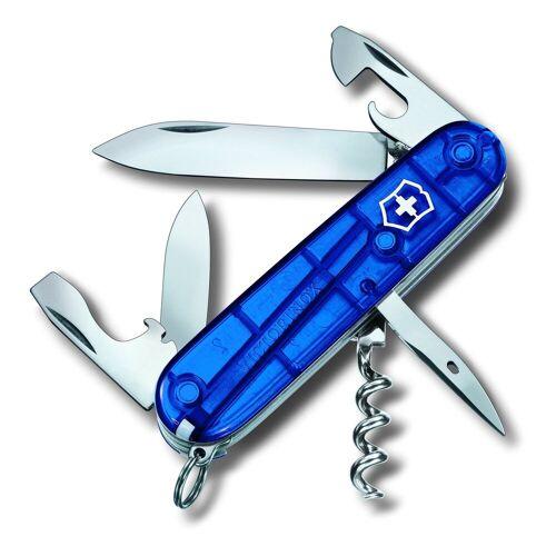 Victorinox Multi-Tool »Taschenmesser Spartan Taschenmesser Spartan«, Taschenmesser, Blau Transparent