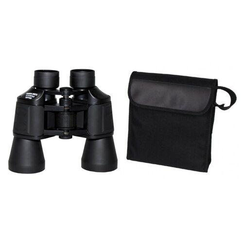 MFH »Fernglas, faltbar, 20 x 50, schwarz, Kunststofftasche« Fernglas (20 x Vergrößerung)