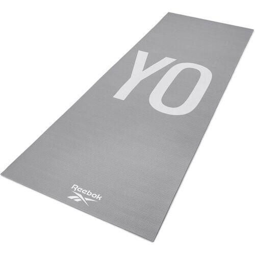 """Reebok Yogamatte »Yogamatte """"YOGA"""" - beidseitig, rutschfest«"""