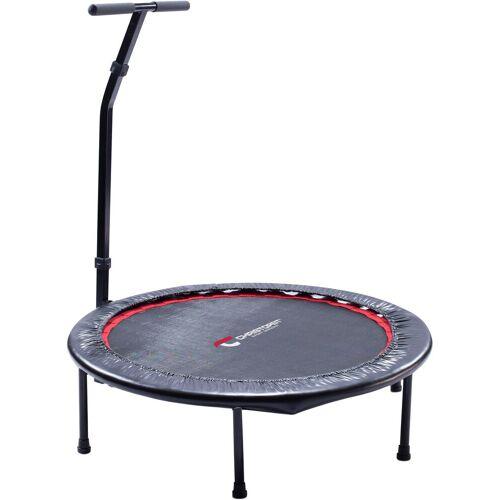 Christopeit Sport® Fitnesstrampolin »Trampolin T 400«, mit Haltestange