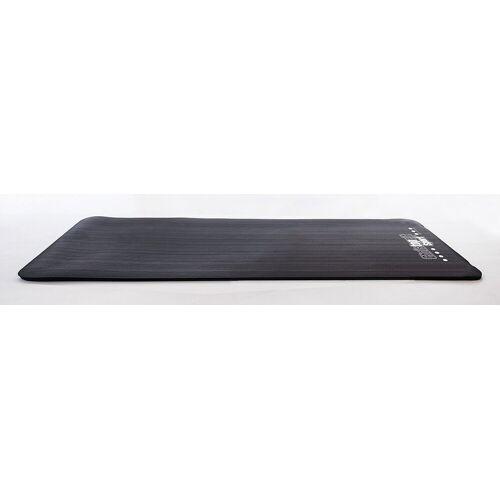 Christopeit Sport® Fitnessmatte, 185 cm x 81 cm, schwarz