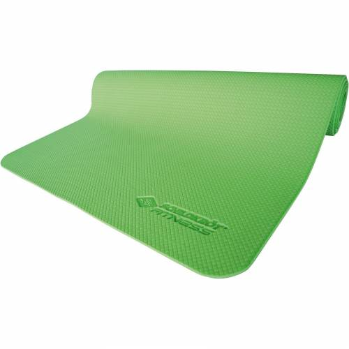 Schildkröt-Fitness Yogamatte 4mm, grün, grün