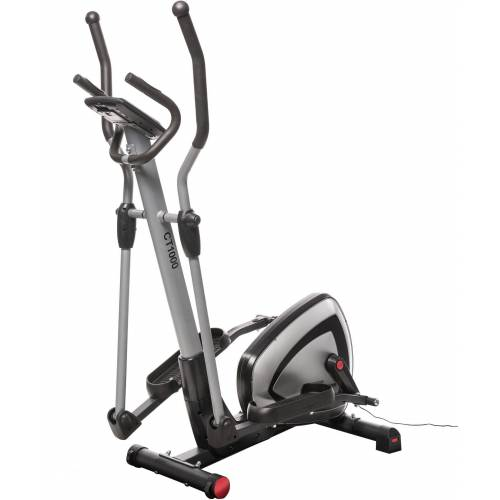 MOTIVE FITNESS by U.N.O. Crosstrainer-Ergometer »CT 1000«, grau