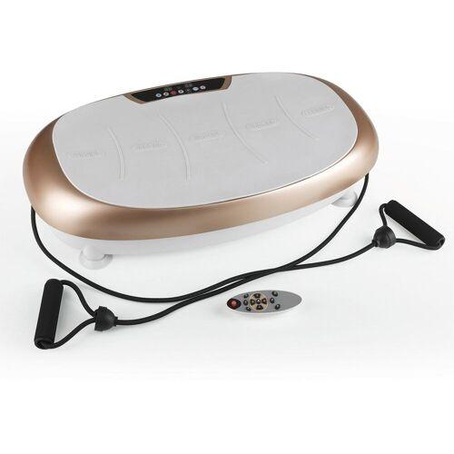 VITALmaxx Vibrationsplatte, 200 W, 30 Intensitätsstufen