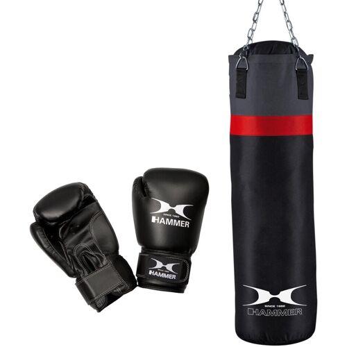 Hammer Boxsack »Cobra« (Set, mit Boxhandschuhen)