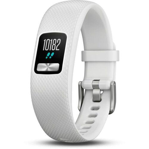 Garmin vivofit 4 Smartwatch, weiß