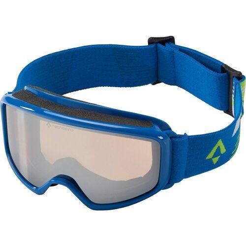 Tecno Pro Skibrille »Skibrille Pulse S Plus«, blau/weiß