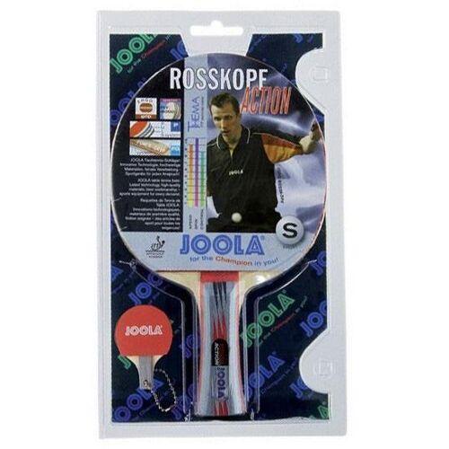 Joola Tischtennisschläger »Rosskopf Action« (Set, 2-tlg., mit Schlüsselanhänger)