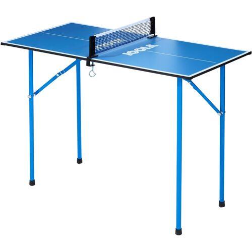 Joola Mini-Tischtennisplatte »Mini« (2-tlg), Das Netz ist im Lieferumfang enthalten, grau