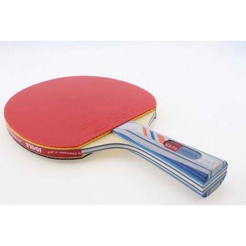 Joola Tischtennisschläger »Rosskopf GX 75« (Set, 3-tlg., mit Bällen)