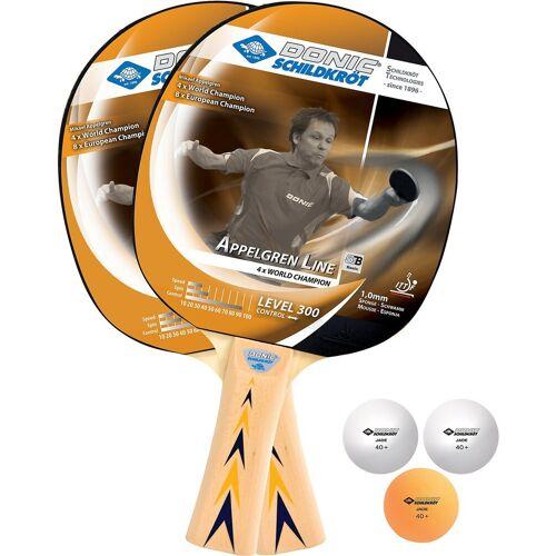Donic-Schildkröt Tischtennisschläger »Level 300 Tischtennisset«