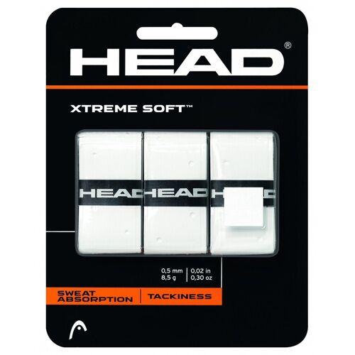 Head Tennisschläger »Xtremesoft Overgrip Griffband«, WH WHITE