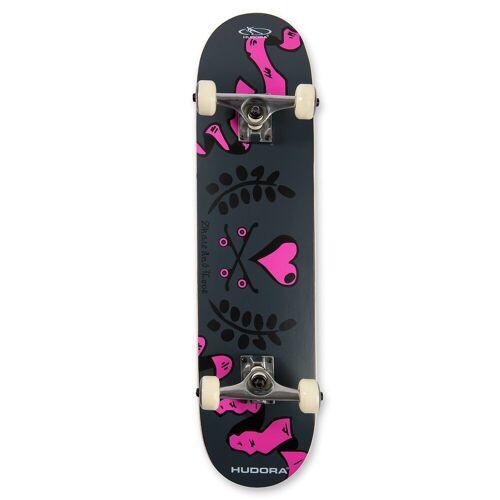 Hudora Skateboard »Skateboard Love, ABEC 5«
