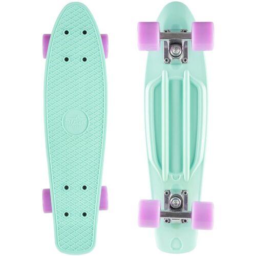 Star-Skateboard Skateboard, Kicktail, Pepper Mint & Candy Lila