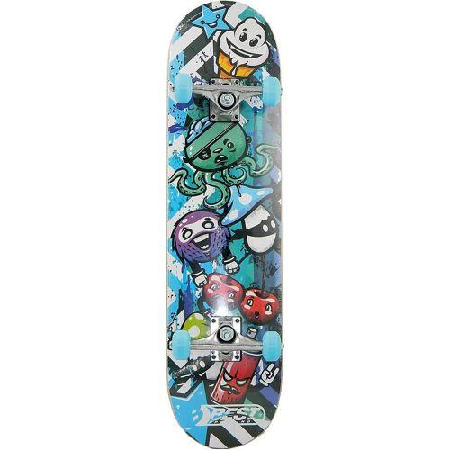 """Best Sporting Skateboard »Skateboard A3 """"Kid"""" Ocotopus«, blau"""