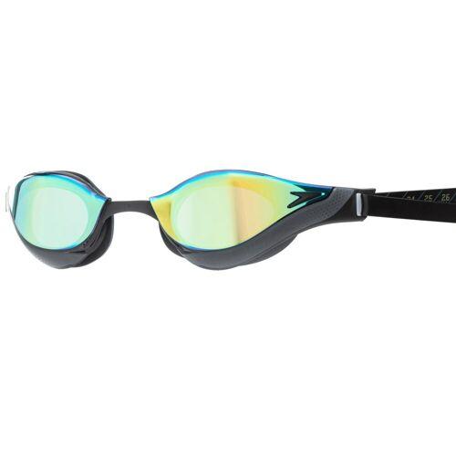 Speedo Schwimmbrille »Fastskin Pure Focus«, Anti-Beschlag,flexibler Nasensteg,polarisierte Gläser,rutschsicherer Sitz,verspiegelte Gläser,verzerrungsfreie Sicht