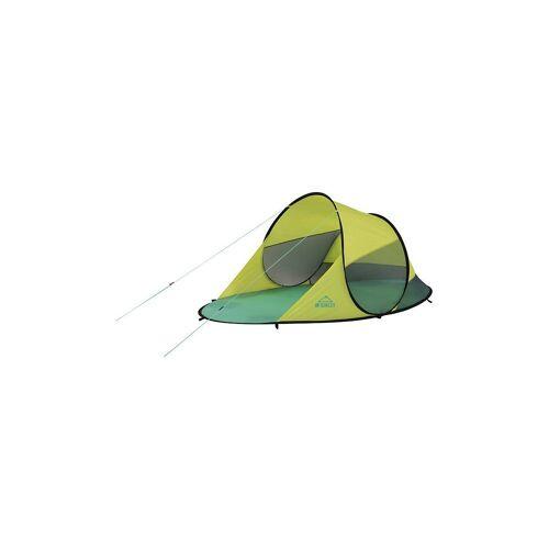 McKinley Strandmuschel »Pop-Up Strandmuschel Bora, mint-gelb«