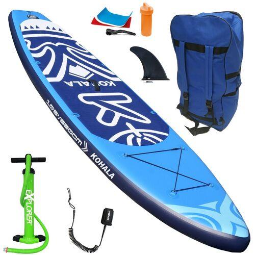 KOHALA Inflatable SUP-Board »Stand Up Paddling 320«