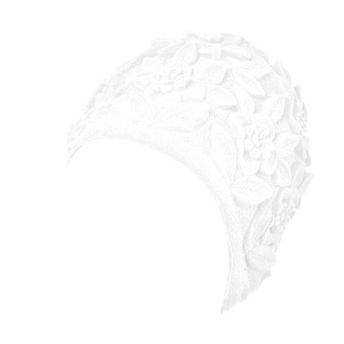 Beco Badekappe »Badehaube für Damen«, 1 weiß