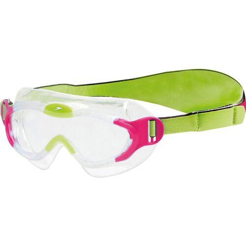 Speedo Taucherbrille »Taucherbrille SEA SQUAD«, pink-kombi