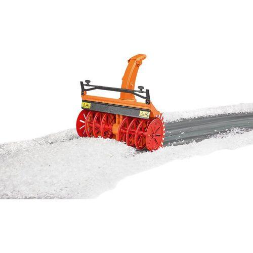 Bruder® Spielzeug-Auto »Zubehör: Schneefräse 1:16«