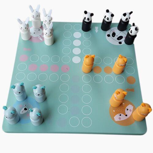 Legler Spiel, »Ludo Pastel Brettspiel«