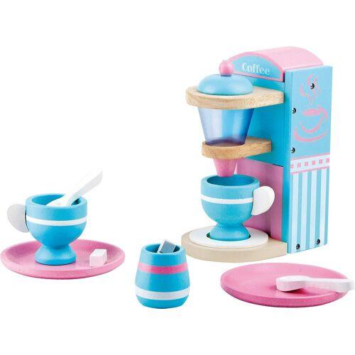Legler Kinder-Kaffeemaschine »Kaffeemaschine Kinderküche«, (7-tlg)