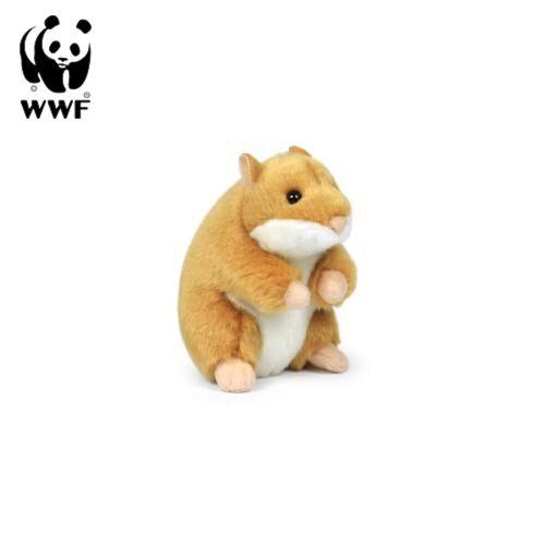 WWF Plüschfigur »Plüschtier Hamster (sitzend, 12cm)«