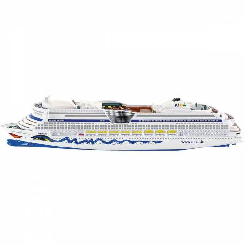Siku Spielzeug-Auto »1720 AIDA Kreuzfahrtschiff 1:1400«