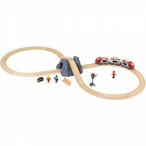 Brio Spielzeugeisenbahn-Set »Eisenbahn Starter Set A«