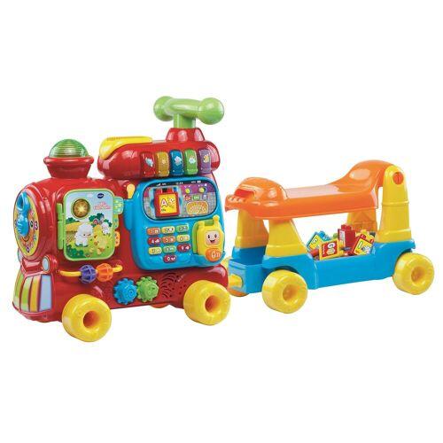 Vtech® Spielzeug-Eisenbahn »ABC-Eisenbahn«, (15-tlg)