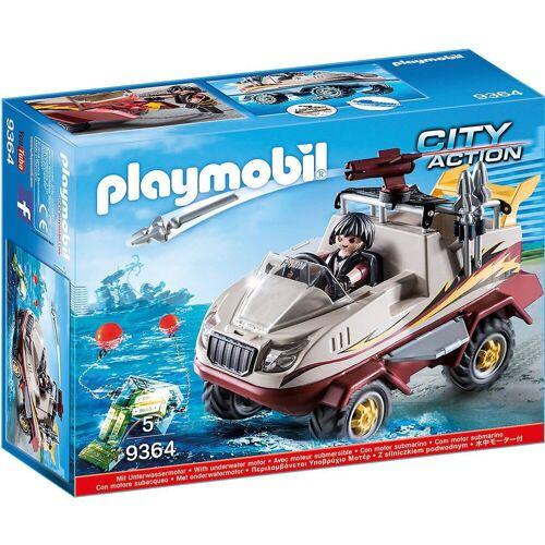 Playmobil Spielfigur »9364 Amphibienfahrzeug«