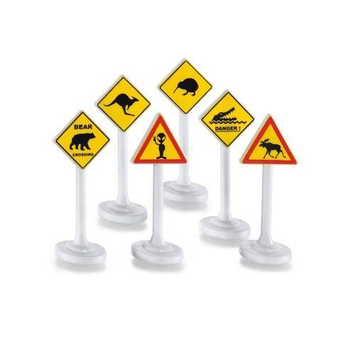 Siku Spielzeug-Auto »Internationale Verkehrszeichen«