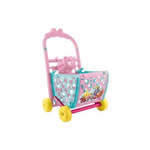 IMC TOYS Spiel-Einkaufswagen »Minnie Mouse Einkaufswagen mit Zubehör«