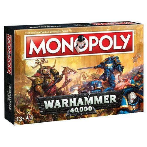 Winning Moves Spiel, Brettspiel »Monopoly Warhammer 40K«