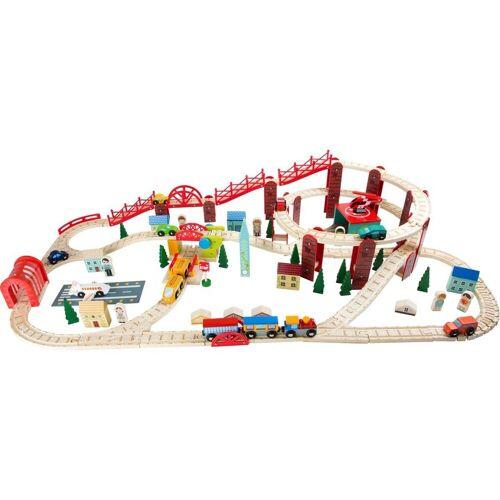Small Foot Spielzeug-Eisenbahn »Eisenbahnset Meine Stadt«